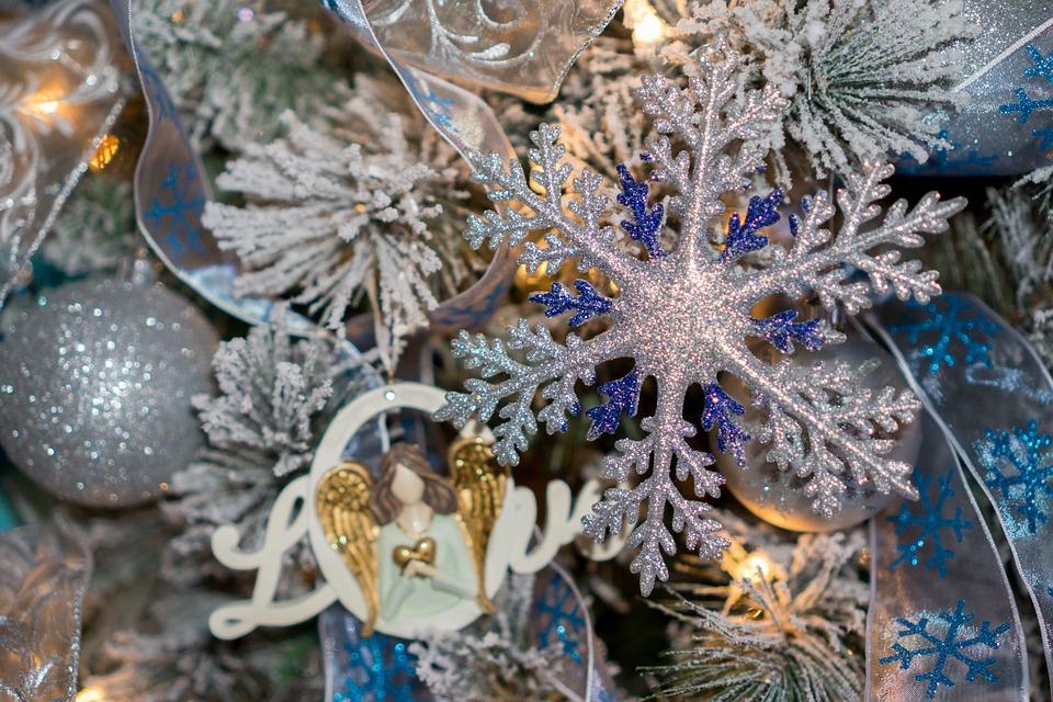Christmas, Angel, Star, Holiday, Xmas, Winter