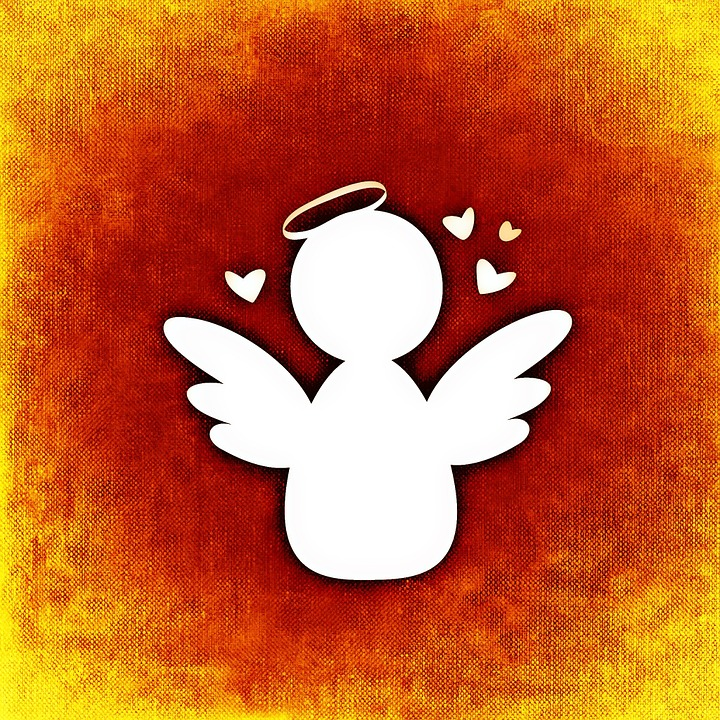 Angel, Guardian Angel, Love, Protect, Hope, Security