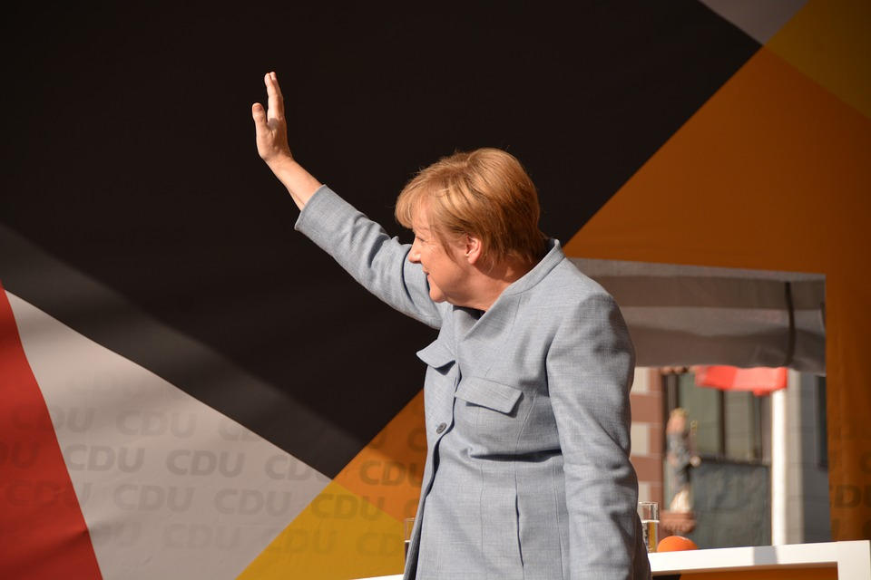 Merkel, Chancellor, Angela Merkel, Cdu, Politician