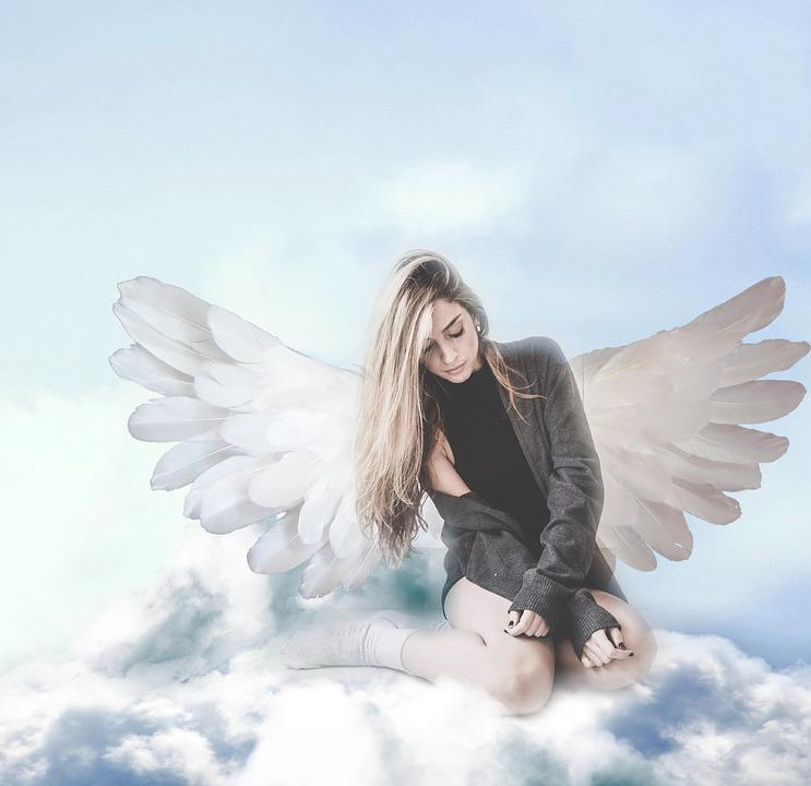 Free Photo Angelic Religion Angel Angels Heaven Holy Wings Max Pixel