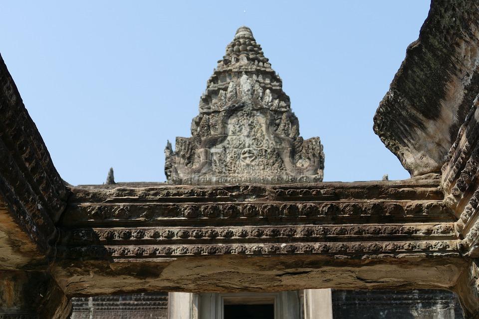 Angkor, Angkor Wat, Cambodia, Temple, Asia