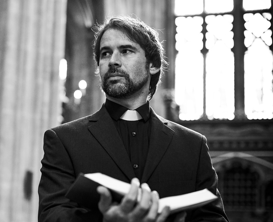 Alone, Altar, Anglican Parish, Beard, Bearded, Belief