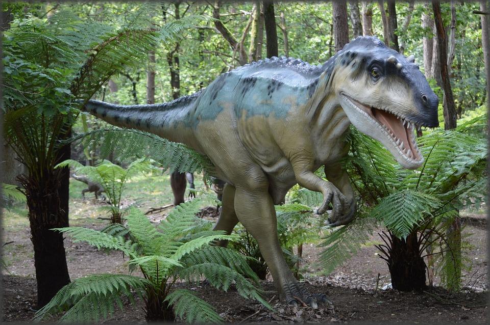 Dinosaurs, Prehistoric, Animal, Amersfoort, Predators