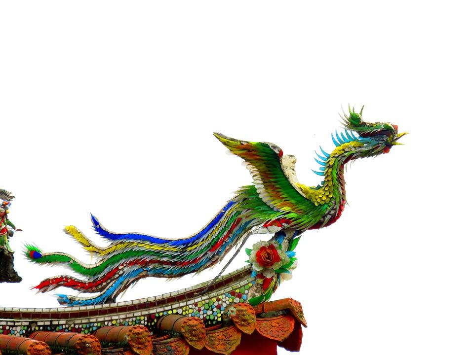 Phoenix, Palace, Animal