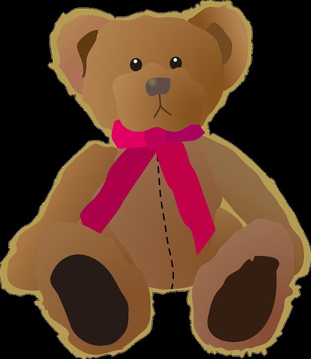 Bear, Toys, Teddy, Child, Sweet, Children, Animal, Cute
