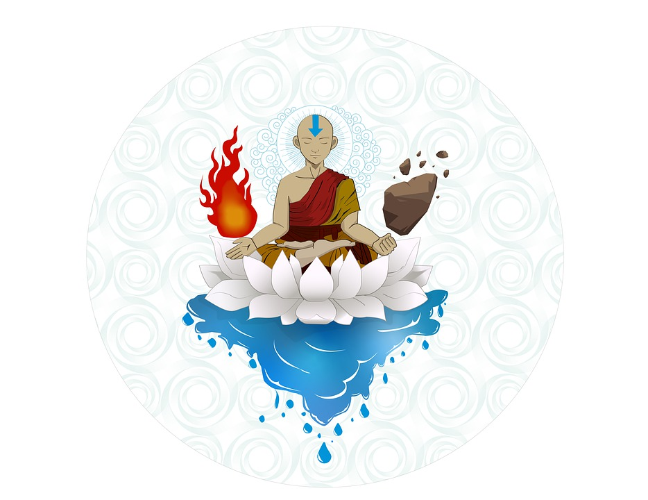 Aang, Avatar, Anime, Character, Animation, Balance
