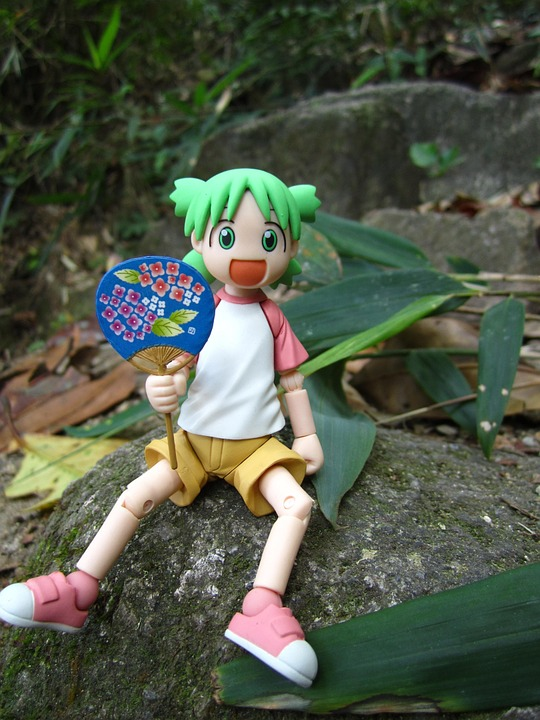Doll, Anime, Four Sisters, Cute