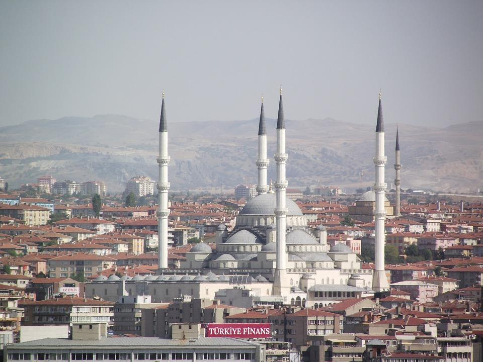 Ankara, Kocatepe, Mosque