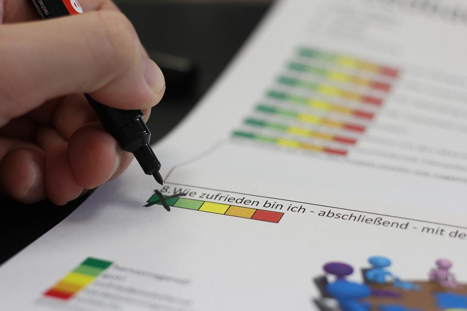 Feedback, Ankreuzen, Colorful, Opinion, Pen