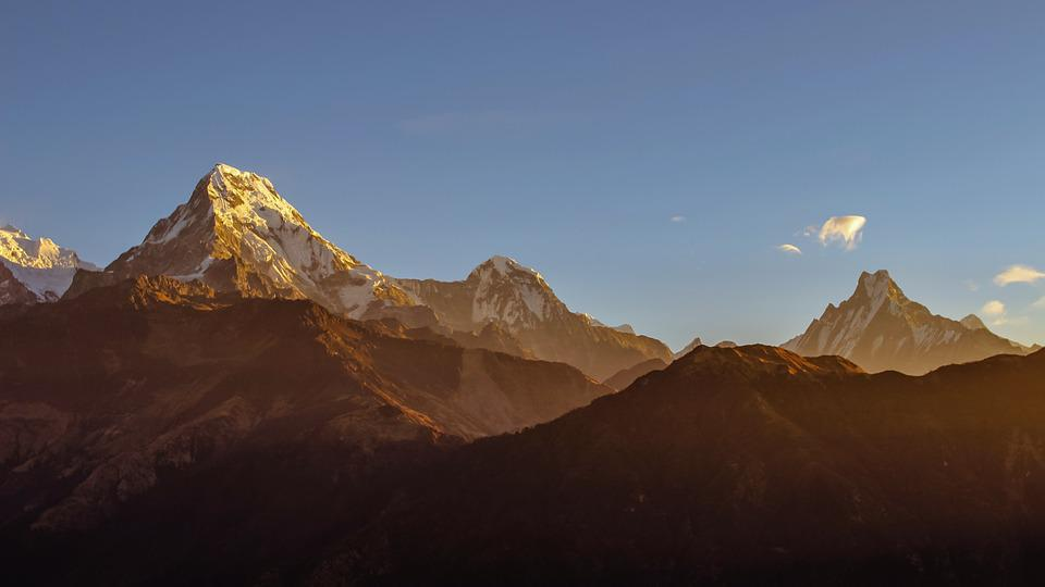 Annapurna, Himalayas, Travel, Nepal, Landscape
