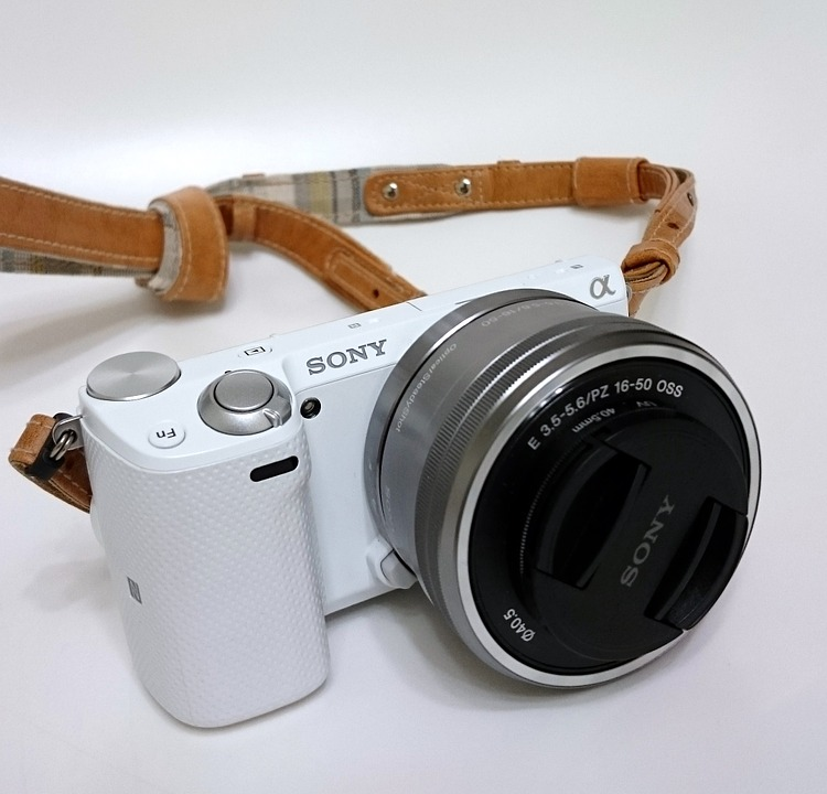 Camera, Sony Mirrorless, Annex 5t, Sony, Nex-5t