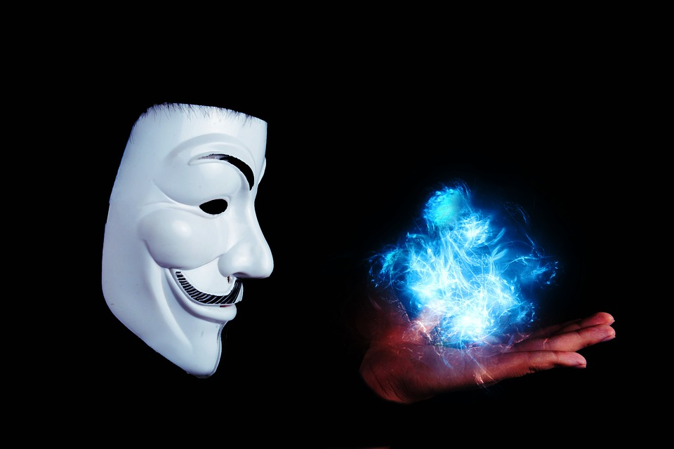Anonymous, Activist, International, Identity, Symbol