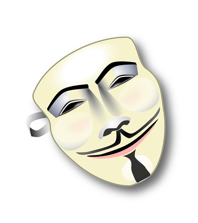 Anonymous, Mask, Privacy, Guy Fawkes