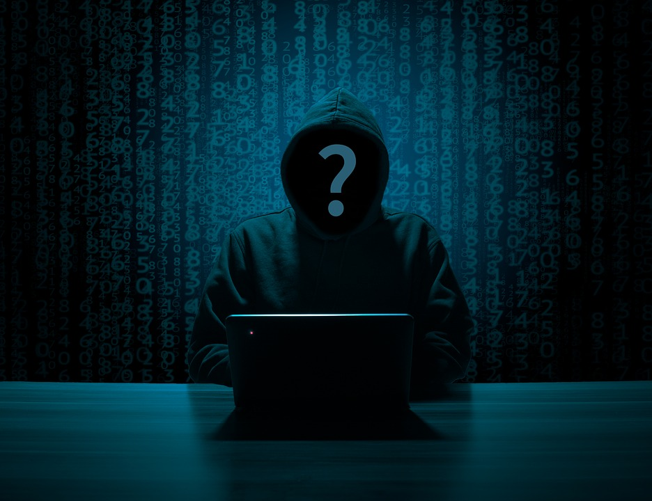 Hacker, Silhouette, Hack, Anonymous, Anonymity