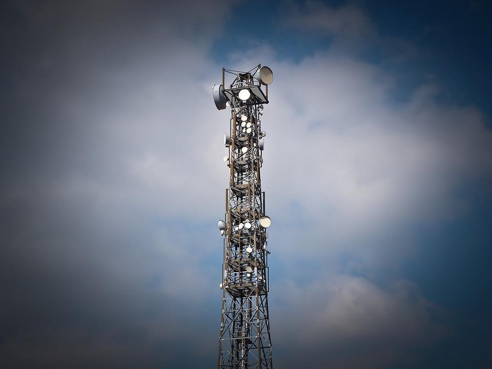 Radio Tower, Radio, Antenna, Antenna Mast, Reception