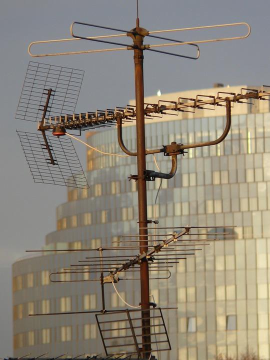 Antenna, Watch Tv, Radio, Antenna Mast, Technology