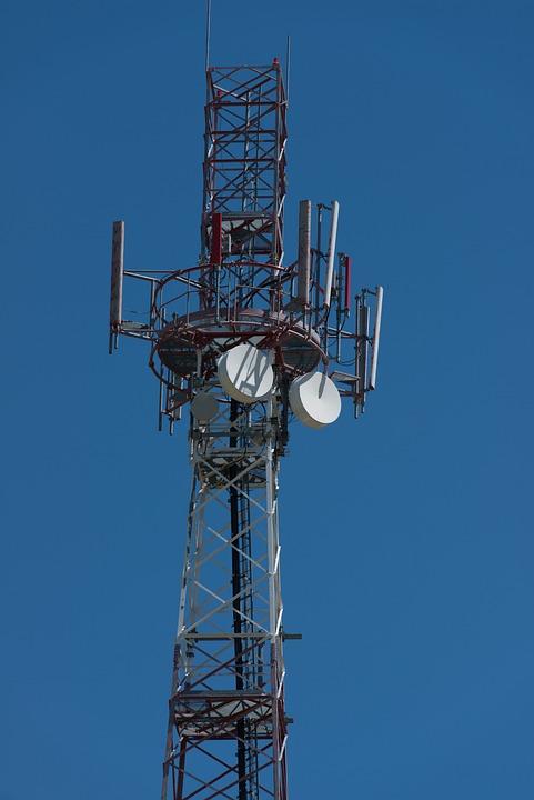 Antenna, Vykrývač, The Sky, Telecommunications