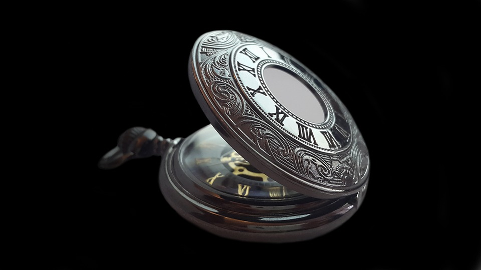 Pocket Watch, Clock, Time, Old, Nostalgia, Antique