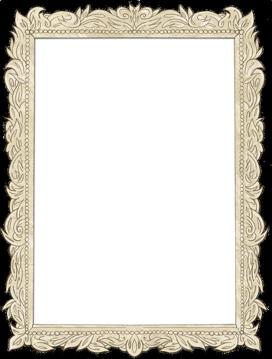 Frame, Photo, Antique, Vintage, Gold, Ornate