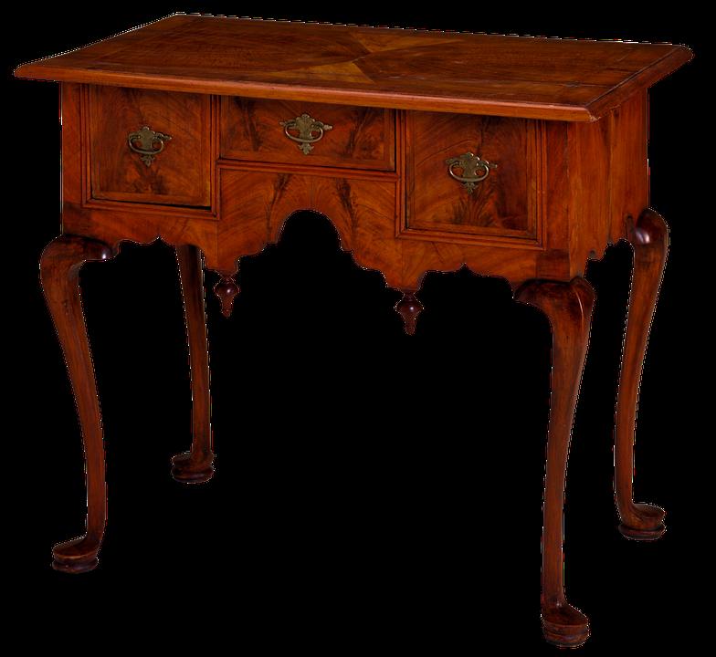 Antique Furniture, Dressing Table, Antique