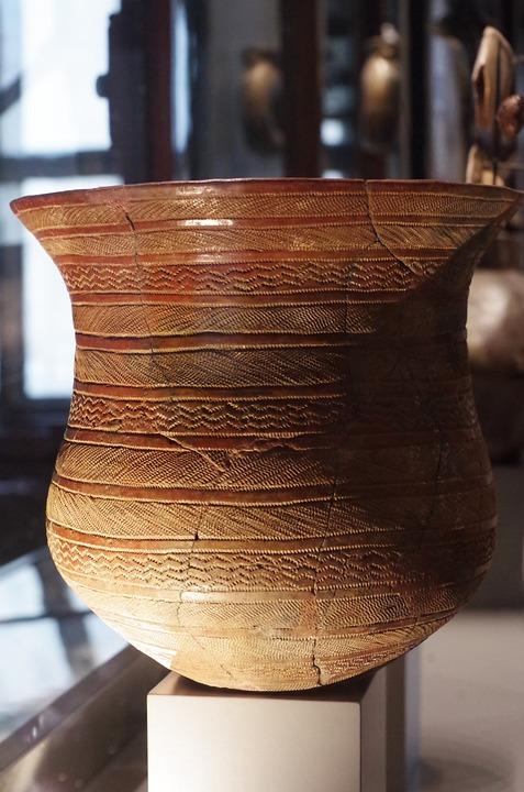 Museum, Container, Vase, History, Antique