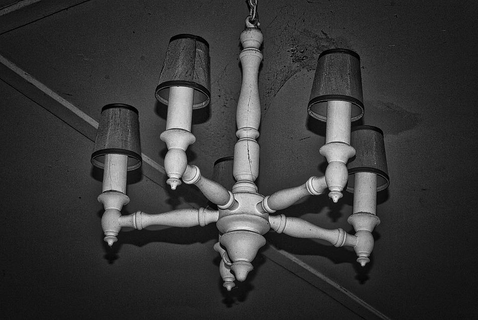 Chandelier, Light, Antique, Lamp, Vintage, Interior