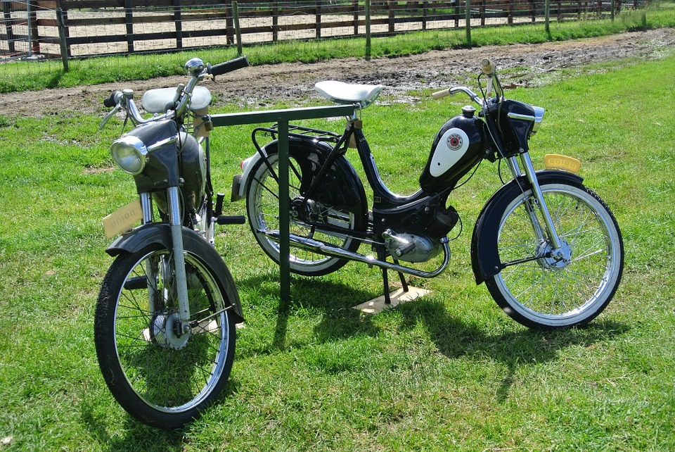 Motorcycle, Oldtimer, Vehicle, Antique