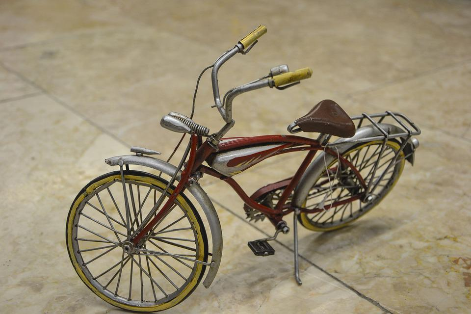 Bicycle, Bicycles, Date, Historical, Antique, Old