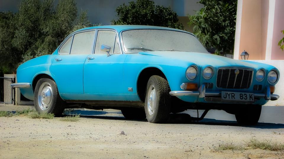 Free photo Antique Old Car Abandoned Vintage Vintage Cars - Max Pixel