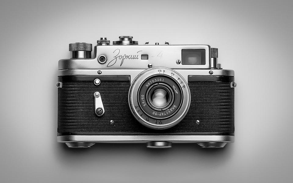 Lens, Shutter, Classic, Retro, Aperture, Antique
