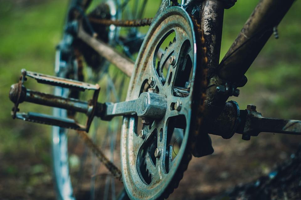 Bike, Antique, Retro, Bicycle, Vintage, Old