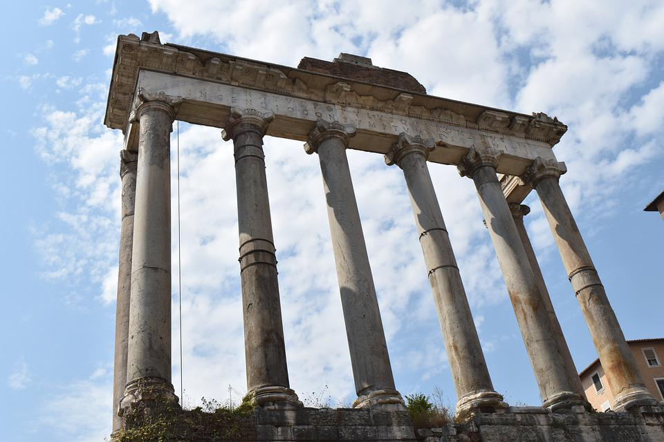 Rome, Antique, Arc, Triumph, Italy, Old, Roman