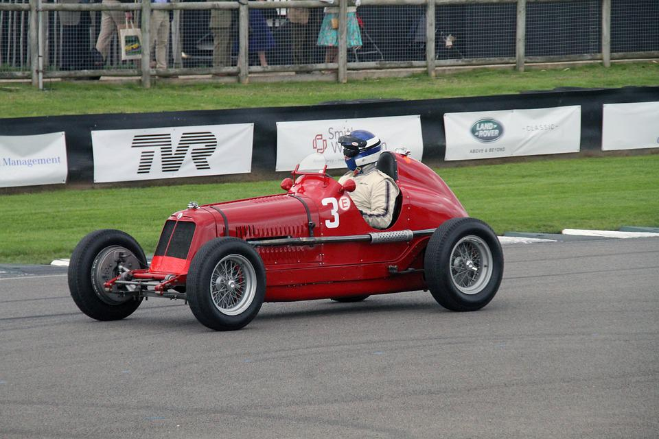 Free photo Antique Vintage Auto Old Race Car Classic Retro - Max Pixel