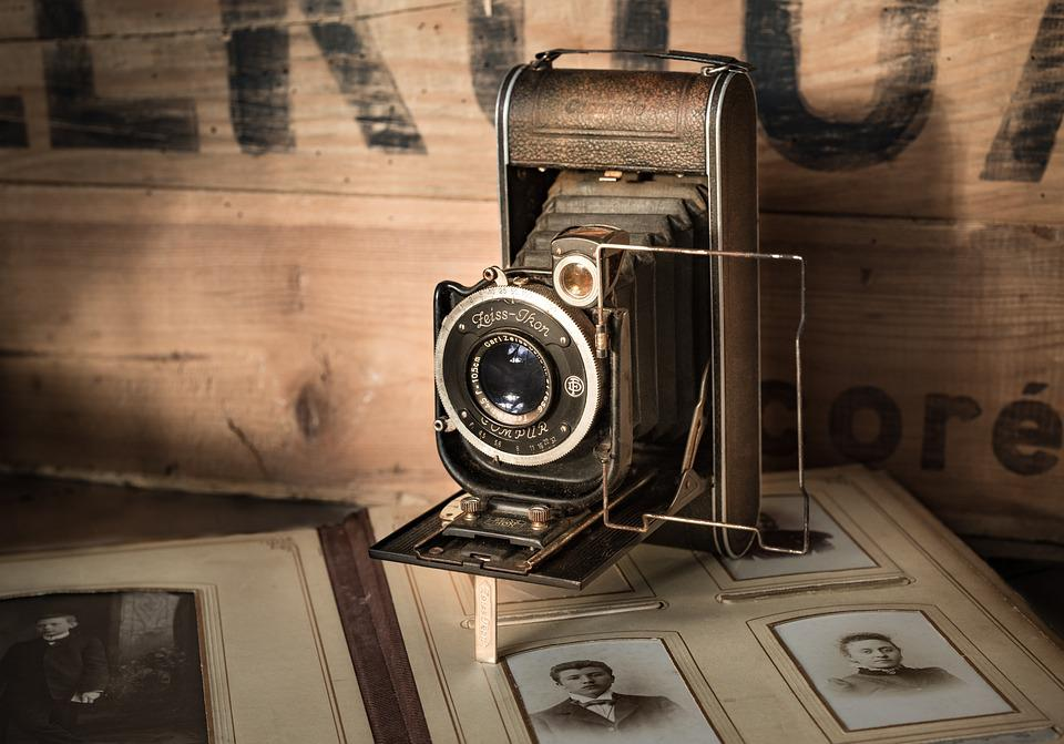 buy popular 46947 c9c31 Antique, Camera, Vintage, Photograph, Old, Album, Retro