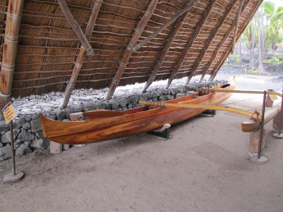 Native American, Antiquity, Boats, Romantic, Origin