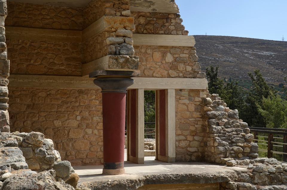 Greece, Antique, Antiquity, Culture, Stone, Art