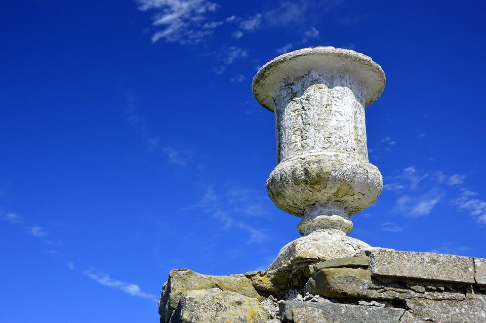 Antiquity, Vessel, Stone, Limit