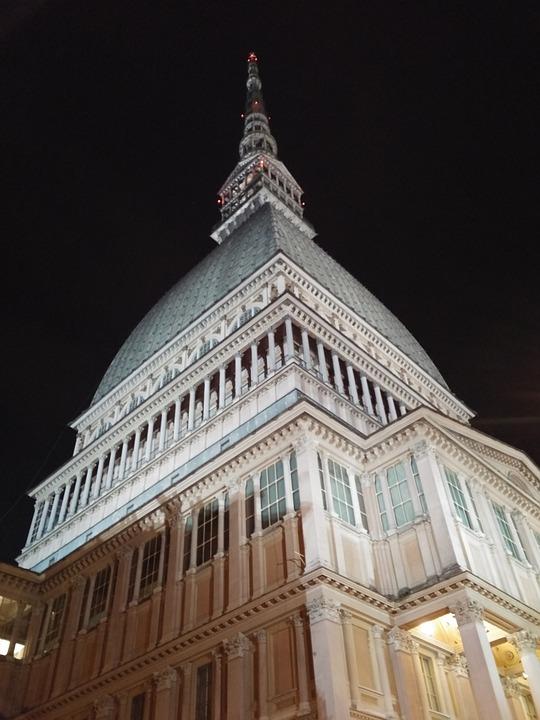 Torino, Mole, Antonelliana