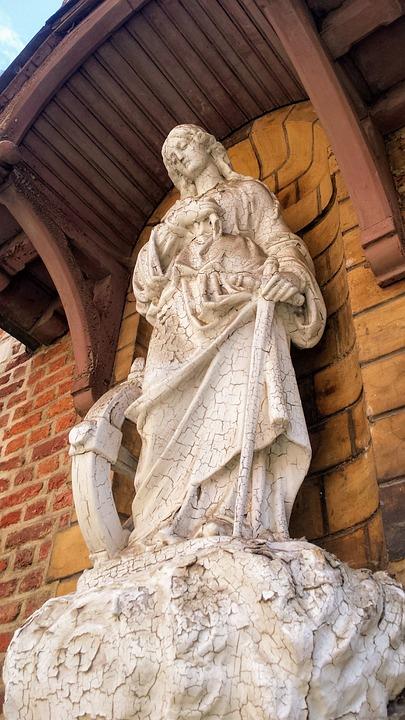 Begijnhof, Antwerp, Faith, Catholic, Belgium