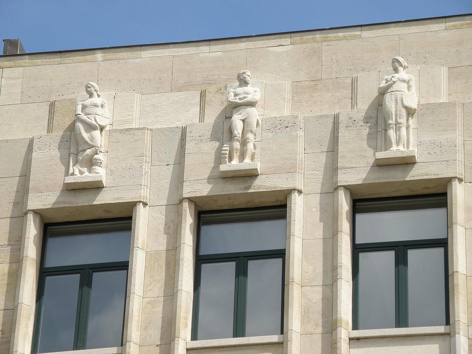 Antwerpen, Residentie Van Rijswijck, Belgium, House