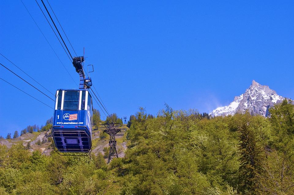 Valley, Valle D'aosta, Aosta, Italy, Mountain, Nature