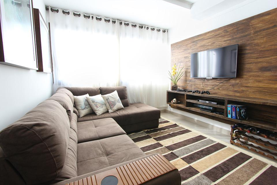 Luggage, Sofa Home, Apartment, Tv, Ladder, Window