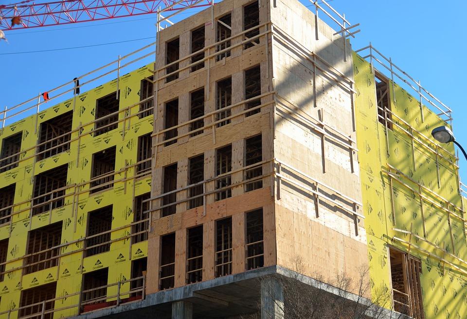 Building Construction, Apartments, Condominium