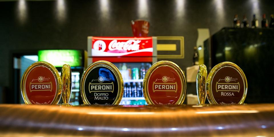 Aperitif, Peroni, Beer Tap