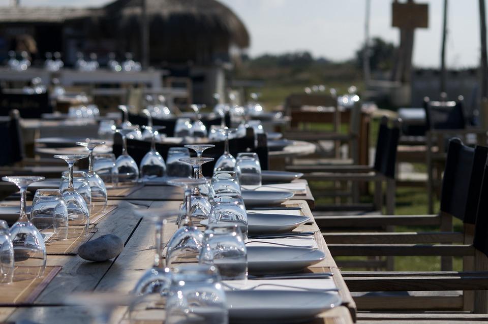 Restaurant, Aperitif, Party