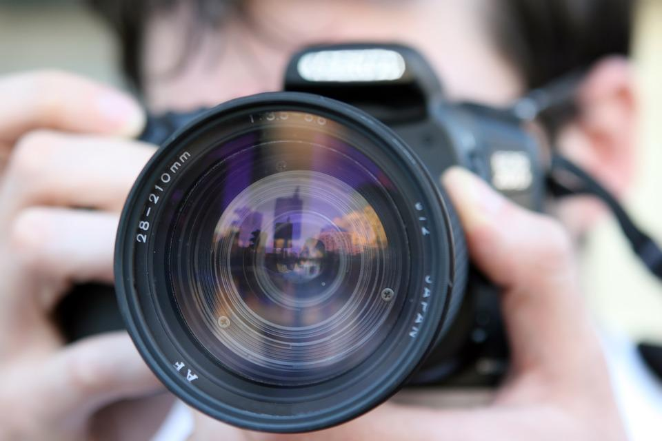 Camera, Aperture, Digital Camera, Dslr, Film