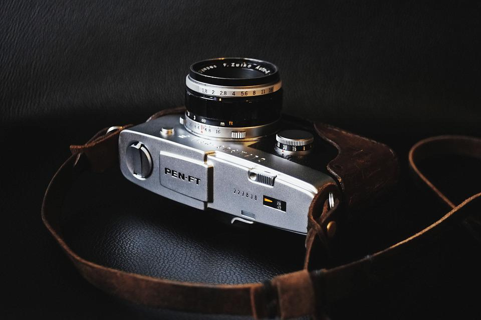 Camera, Lens, Shutter, Equipment, Focus, Aperture