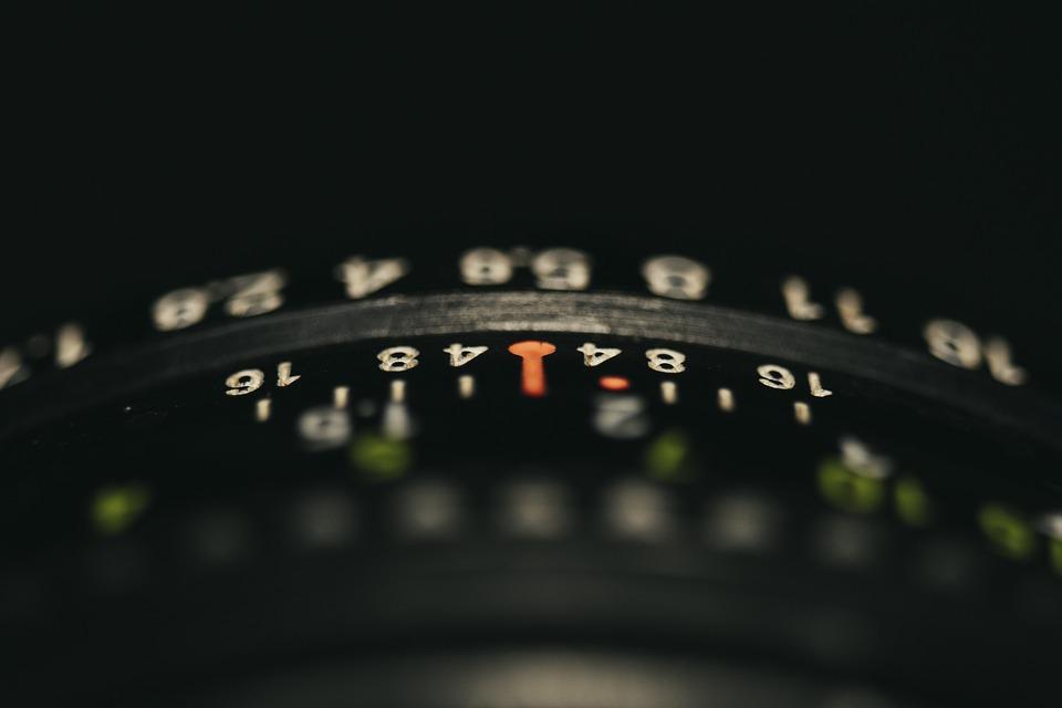 Lens, Aperture, Camera, Equipment, Photography