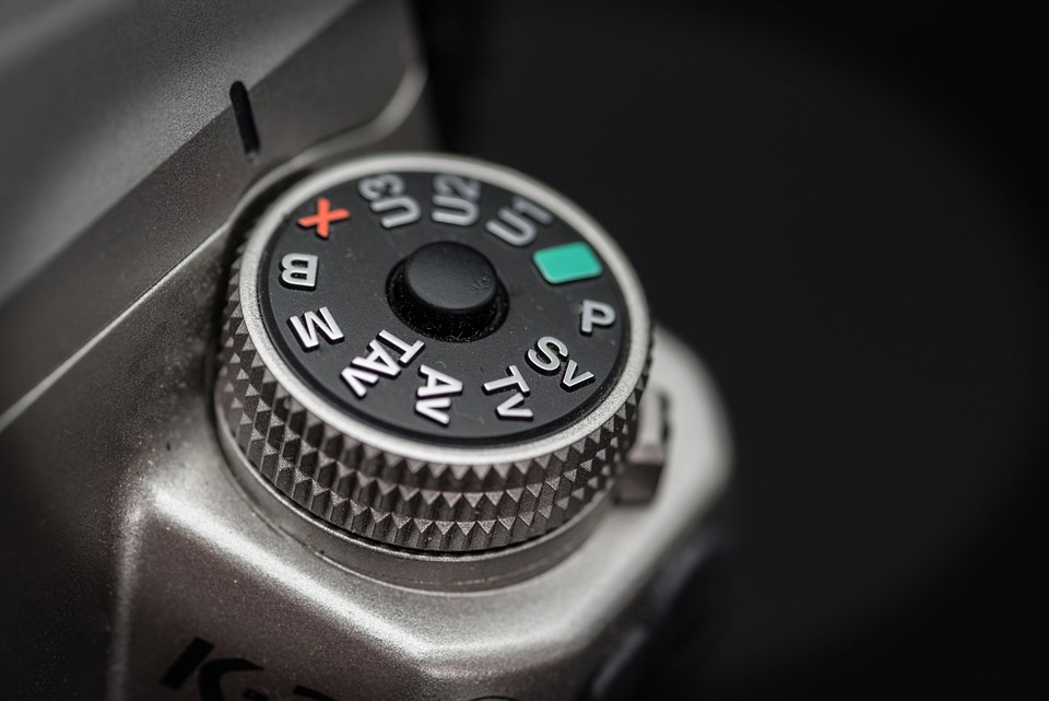 Menu, Digital Camera, Programs, Selection, Aperture