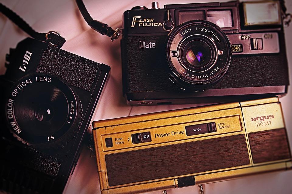 Obsolete, Lens, Shutter, Aperture, Viewfinder, Camera